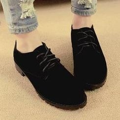 Mancienne - Lace-Up Shoes