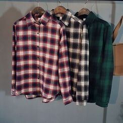Glovon - Plaid Shirt