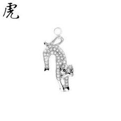Glamagem - 12生肖动物吊饰 - 威武虎