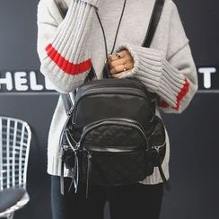 Youme - Quilted Backpack