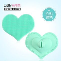 Litfly - Facial Massage Cleansing Tool (Green)