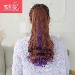 My Style Wigs - Ponytail - Wavy