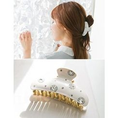 soo n soo - Rhinestone Hair Clamp