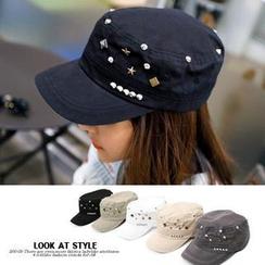 REDOPIN - Studded Cap