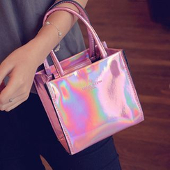 Clair Fashion - Mirrored Handbag