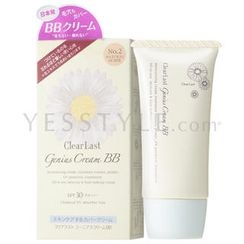 BCL - ClearLast Genius Cream BB SPF 30 PA+++ (#02 Natural Ocher)