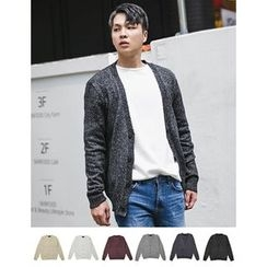 STYLEMAN - V-Neck Colored Cardigan