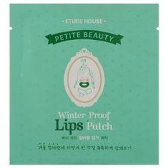 Etude House 伊蒂之屋 - Petite Beauty Winter Proof Lips Patch