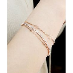 Miss21 Korea - 3-in-1 Bracelet