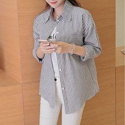 Fashion Street - Striped Shirt