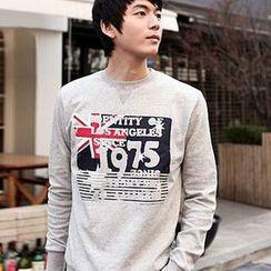 uninukoo - Printed Sweatshirt