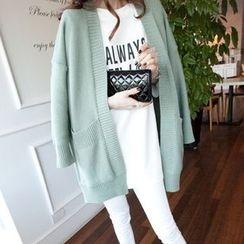 Emeline - Open Front Long Sweater