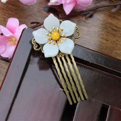 Rivermoon - Flower Hair Comb