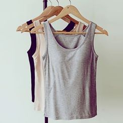Fitight - Padded Tank Top