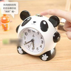 Lazy Corner - Panda Desk Clock