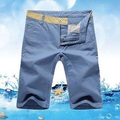 Neptuno - Panel Shorts