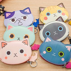 Show Home - Cat Coin Purse