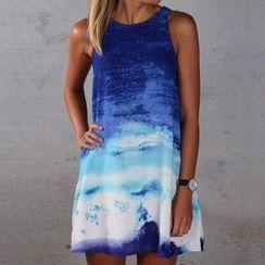 Flobo - Printed Tank Dress