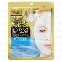 Utena - Premium Puresa Hydro Gel Mask (Collagen)