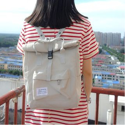Bolso - Square Canvas Backpack