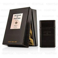 Acqua Di Parma - Acqua di Parma Colonia Oud Eau De Cologne Concentree Leather Travel Spray