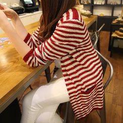 OTTI - Stripe Cardigan