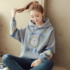 Munai - Long-Sleeve Hooded Top