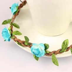Sunset Hours - Floral Headband