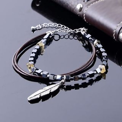 Trend Cool - Feather Bracelet