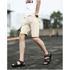 Gurbaks - Drawstring Shorts