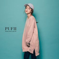 PUFII - Printed Hooded Jacket