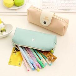 Cute Essentials - Snap Button Pencil Case