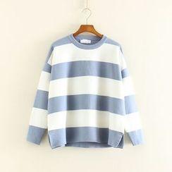 三木社 - 条纹毛衣