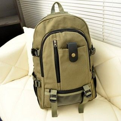 Buddies - Canvas Backpack