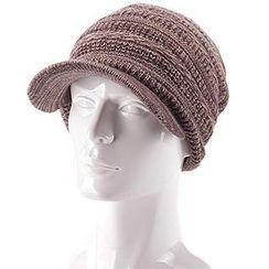 Thantrue - Wool Knit Casquette