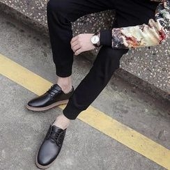 Furin - Genuine-Leather Oxfords