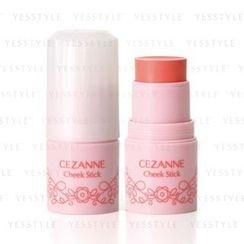 CEZANNE - Cheek Stick (#02 Coral)