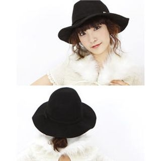 Dodostyle - Felt Wide Brim Hat