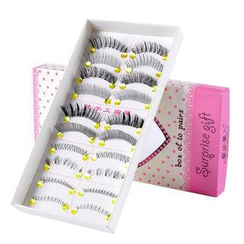 Magic Beauty - Eyelash (Mixed Style) (10 pairs)