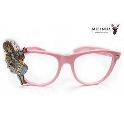 MIPENNA - Alice's Clock Glasses with Case
