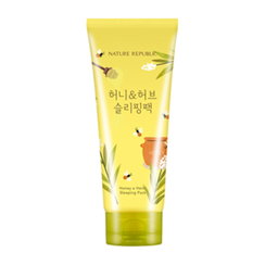 Nature Republic - Honey & Herb Sleeping Pack 155ml