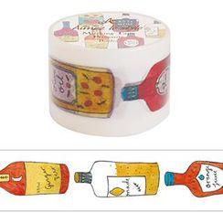 Aimez le style - Aimez le style Masking Tape Primaute Wide Bottles