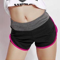 PUDDIN - Sport Shorts