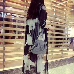 Eva Fashion - Long Chiffon Shirt