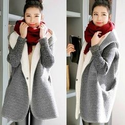 lilygirl - Hooded Coat