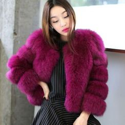 Tabla - Faux Fur Coat
