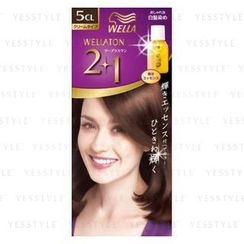 Wella - Wellation 2 + 1 Hair Color (#5CL)