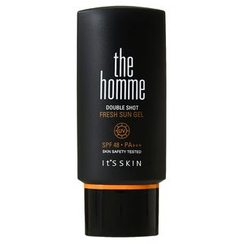伊思 - The Homme Double Shot Fresh Sun Gel SPF48 PA+++ 50ml
