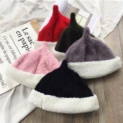 Pompabee - Fleece Beret Hat