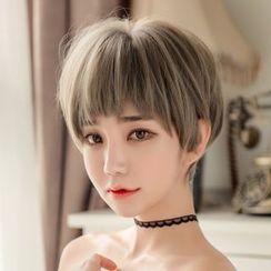尚青絲 - 短款假髮
